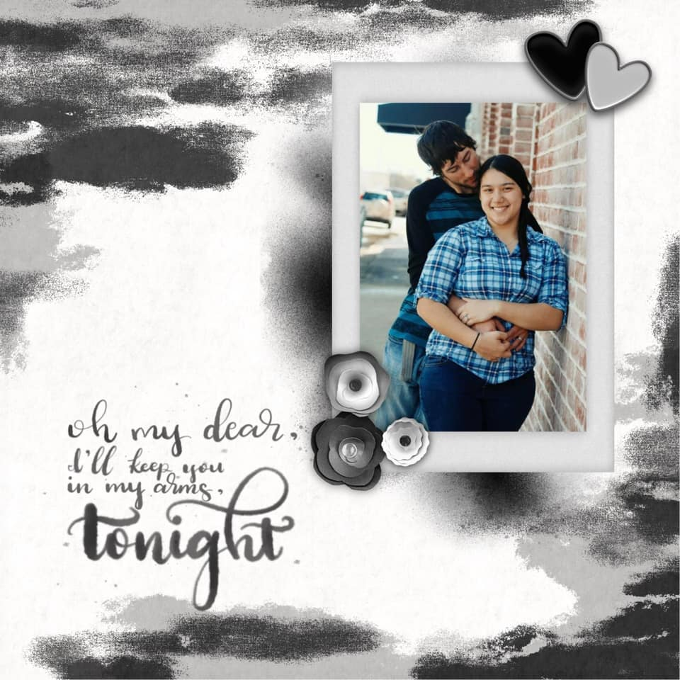 Layout by Dorothy
