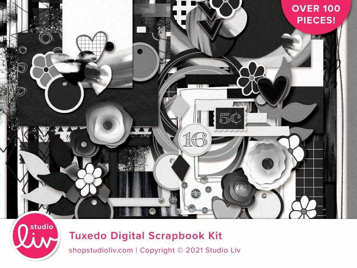 Tuxedo Kit preview