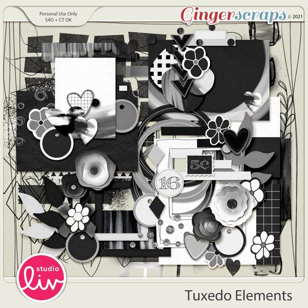 Tuxedo Elements preview
