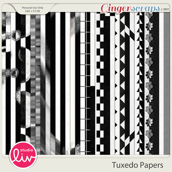 Tuxedo Papers preview