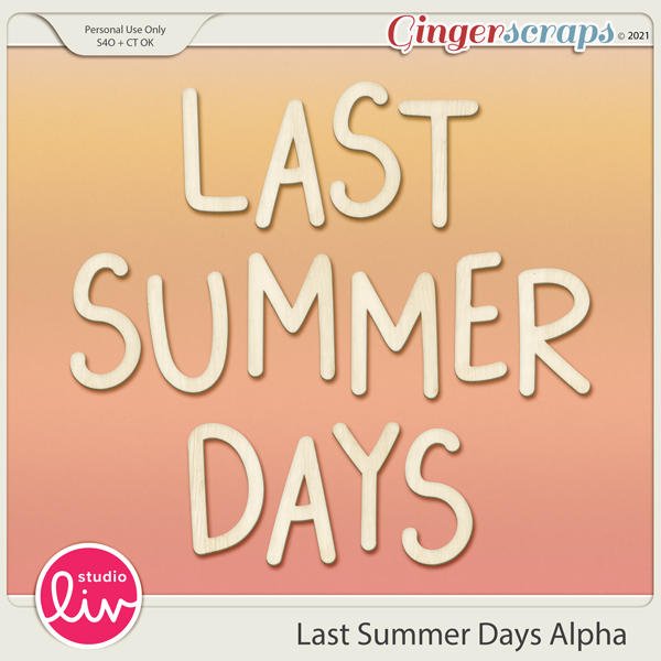 Last Summer Days Alpha preview
