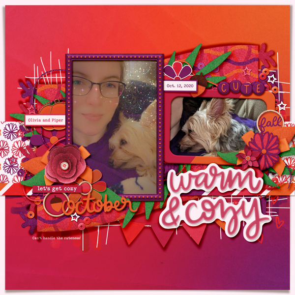 Layout by Olivia