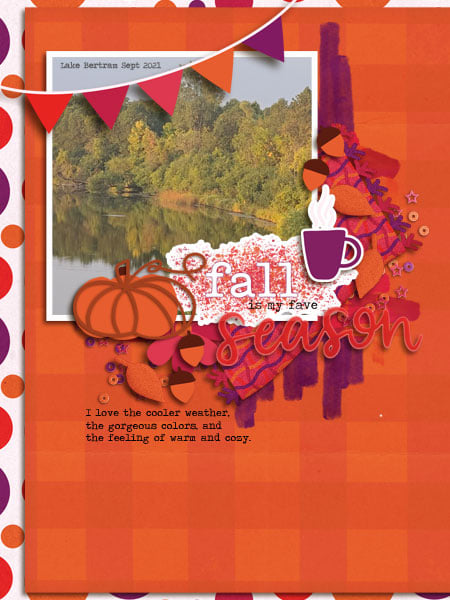 Layout by Teri