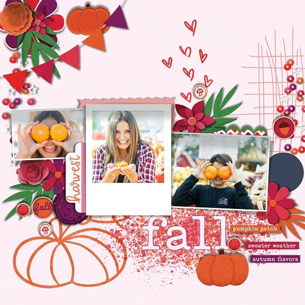 Layout by Trish