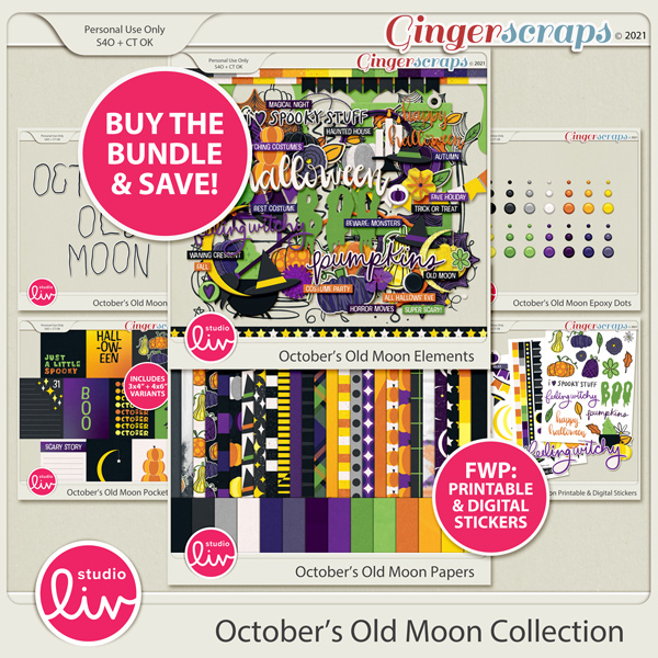 October's Old Moon Collection preview