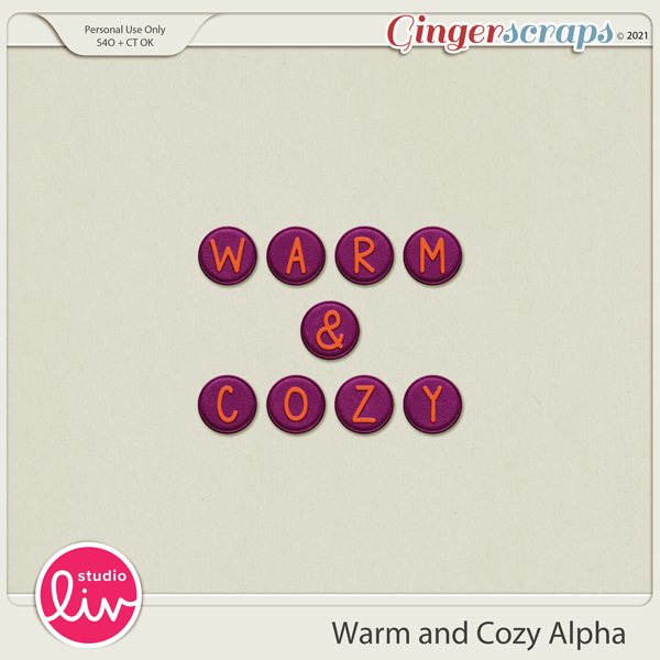 Warm and Cozy Alpha preview