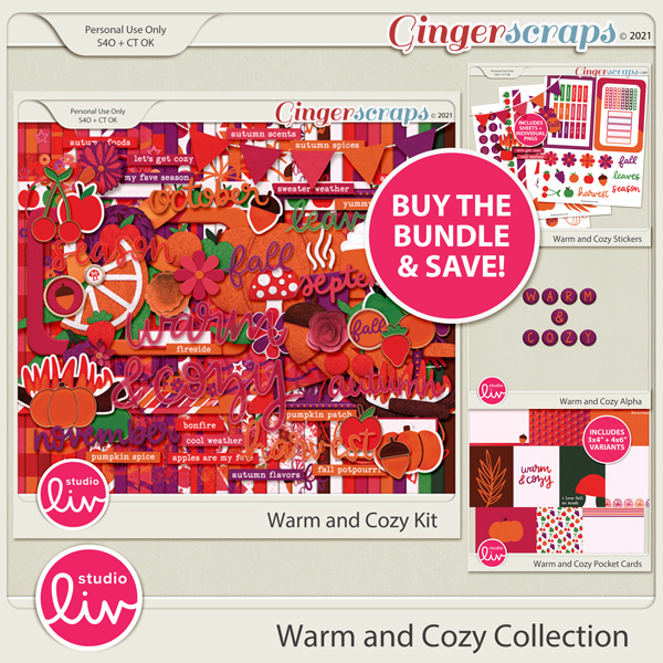 Warm and Cozy Collection preview